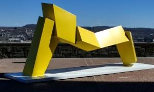 Albany Empire Plaza art