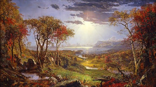 Cropsey Autumn_on_the_Hudson_River_1860