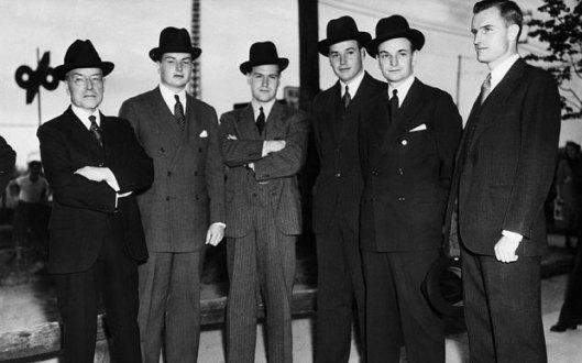 Rockefeller brothers